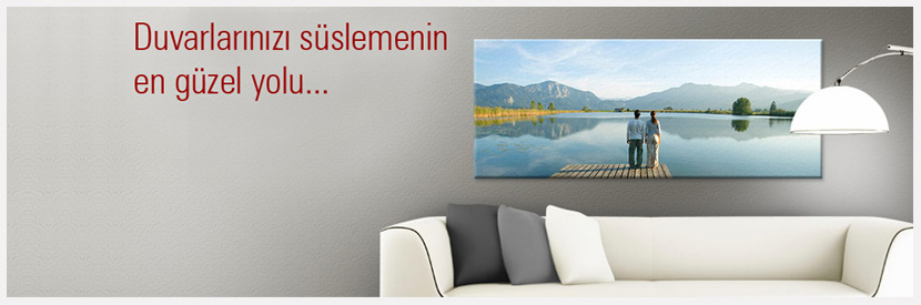 Standart Canvas Baskı